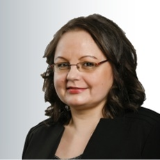 Oana Corneanu, Practician in insolventa